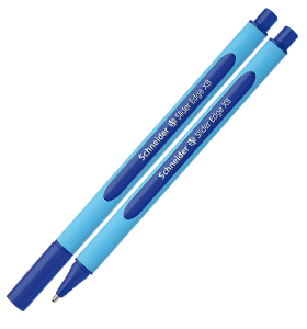 Schneider Slider Edge XB Pen - Blue