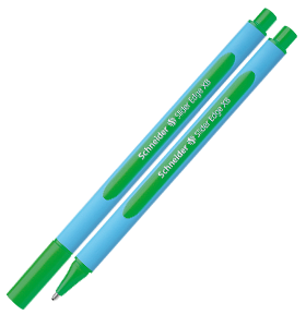 Schneider Slider Edge XB Pen - Green