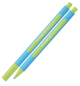 Schneider Slider Edge XB Pen - Light Green