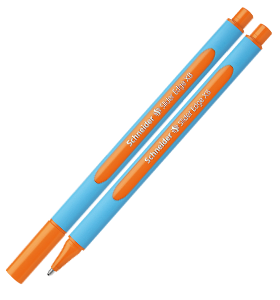 Schneider Slider Edge XB Pen - Orange