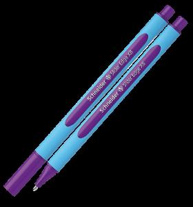 Schneider Slider Edge XB Pen - Purple