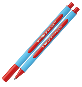 Schneider Slider Edge XB Pen - Red